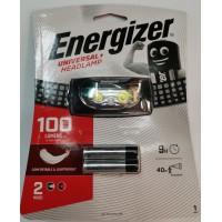 Energizer 勁量 100流明 LED超白光頭燈